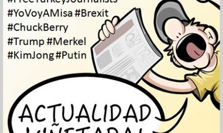 Actualidad Viñetada 20-03-2017