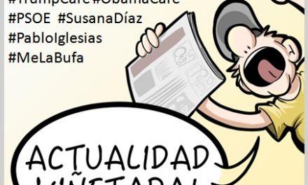 #ActualidadViñetada 24-03-2017