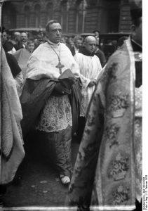 Pacelli, Nuncio en Alemania. 1925