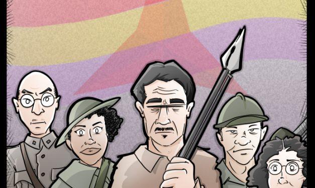 Las Brigadas Internacionales, el mayor acto de solidaridad internacional de la historia