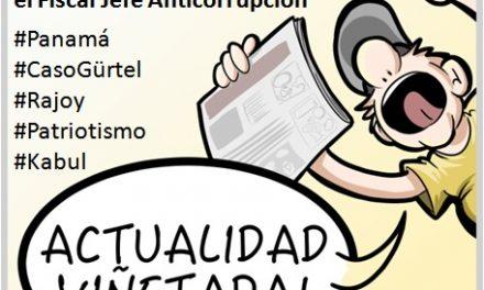 #ActualidadViñetada 01-06-2017 Especial: Dimite Manuel Moix, el Fiscal Jefe Anticorrupción