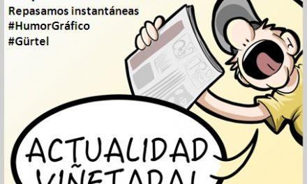 #ActualidadViñetada 07-06-2017 Mariano Rajoy y su amor por el plasma, a revisión ;)
