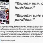 Luz C. Souto: España una, grande y huérfana