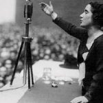 Discurso de Clara Campoamor del 1 de octubre de 1931 en favor del derecho del voto de la mujer