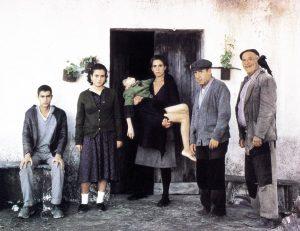 Terele Pávez en Los Santos Inocentes