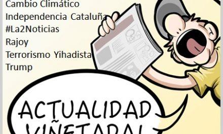 #ActualidadViñetada 01-09-2017 Regresan las viñetas con noticias