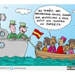 Rajoy está bloquendo a a miles de personas refugiadas. Oxfam Intermon presenta denuncia ante la UE