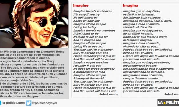 """John Lennon: """"Imagine"""""""
