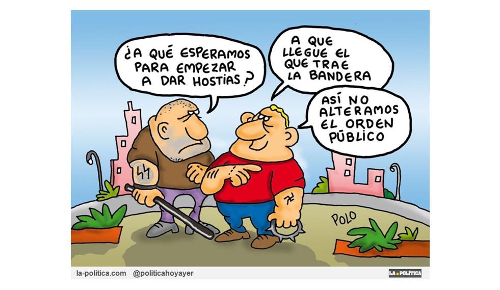 La ultraderecha intenta reventar el Día de la Comunidad Valenciana