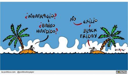 ¡YA NO PUEDO MÁS CON EL BLACK FRIDAY!