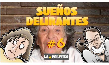 Sueños Delirantes #6 La ministra Dolors Montserrat quiere aplicar recortes en el manicomio y Pablo Iglesias lo impide ¿Cómo lo hará?