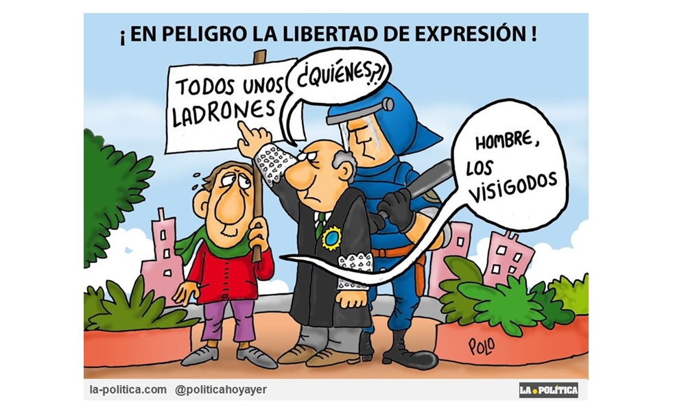 """El Magistrado Joaquim Bosch, miembro de Juezas y Jueces por la Democracia, califica de """"preocupante"""" la situación de la libertad de expresión en España"""