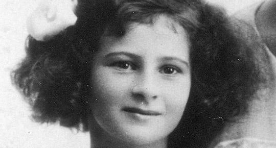 Marie Curie niña