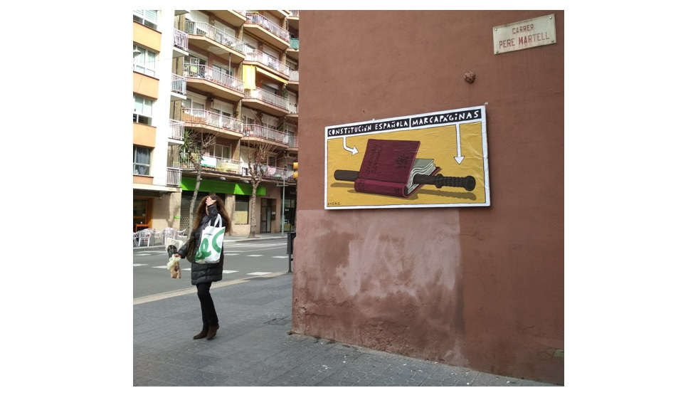 Display, un intersante proyecto de intervención artística en la calle