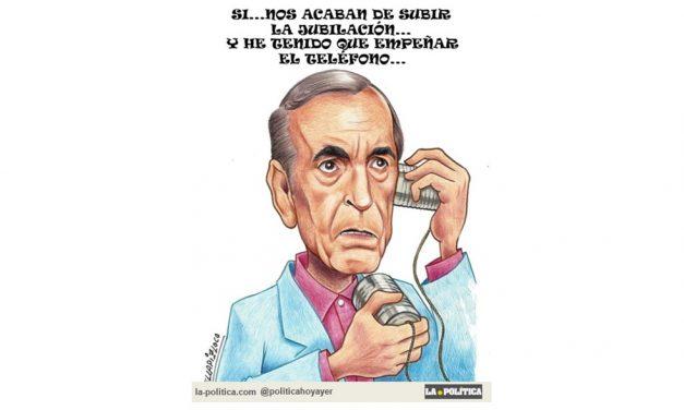 Tal día como hoy 12 de marzo nació el Gran Maestro del Humor Miguel Gila