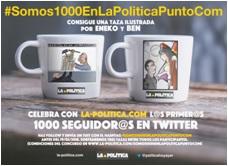 Concurso #Somos1000EnLaPoliticaPuntoCom