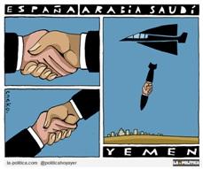 Arabia Saudí - Yemen