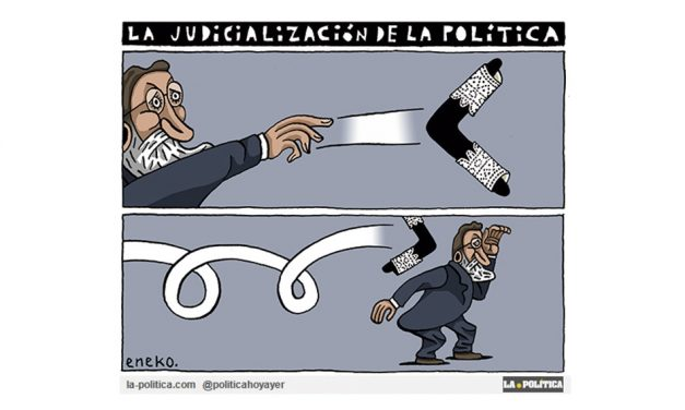 Una semana de Justicia. Jueces y fiscales se concentran para poner de manifiesto la falta de independencia en la Justicia Española, y la Justicia Alemana descarta el delito de rebelión de Puigdemont