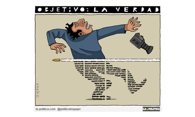 El reportera gráfico Yaser Murtaja asesinado mientras cubría la Gran marcha del retorno. Un testigo incómodo en Gaza