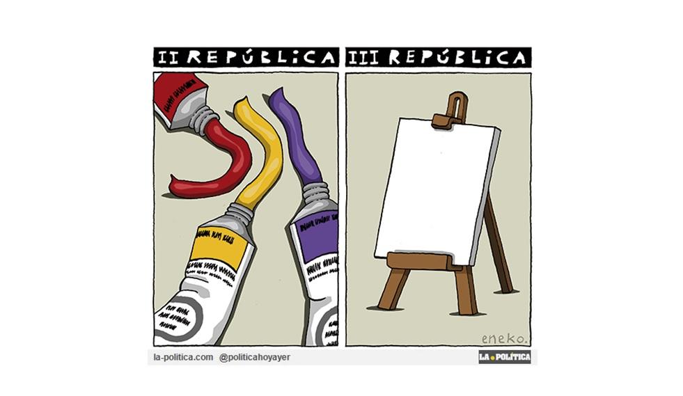 ¿Creamos una República en la que todas y todos pintemos por igual?