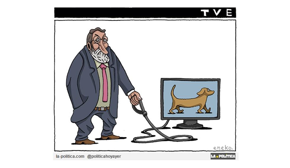 RTVE, informativos públicos al servicio del PP