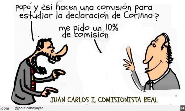 El comisionista real