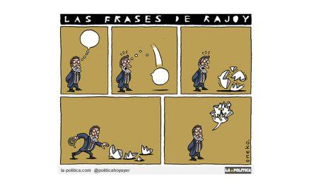 Echo de menos a Rajoy