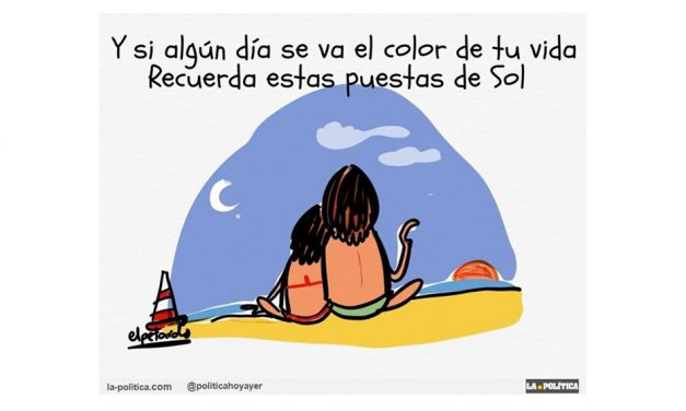 Recuerda poner color siempre en tus días ;)