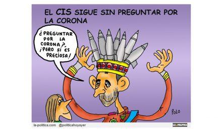 El CIS sigue sin preguntar a los españoles por la Corona
