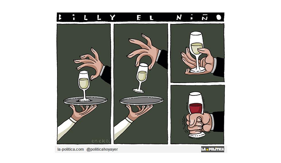 Billy el Niño de vinos