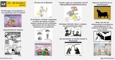 widget viñetas en compañía