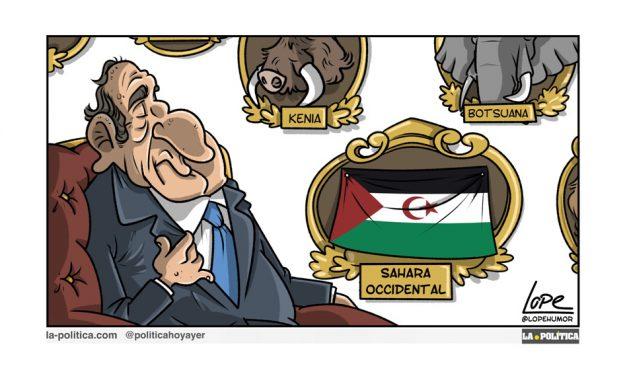 Cuando España traicionó al pueblo del Sáhara