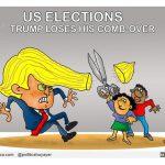 Elecciones en Estados Unidos: Los demócratas ganan en la Cámara de Representantes, los republicanos en el Senado y las mujeres alcanzan récord de representación