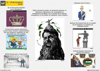 Viñetas en compañía 12 – 18 noviembre 2018