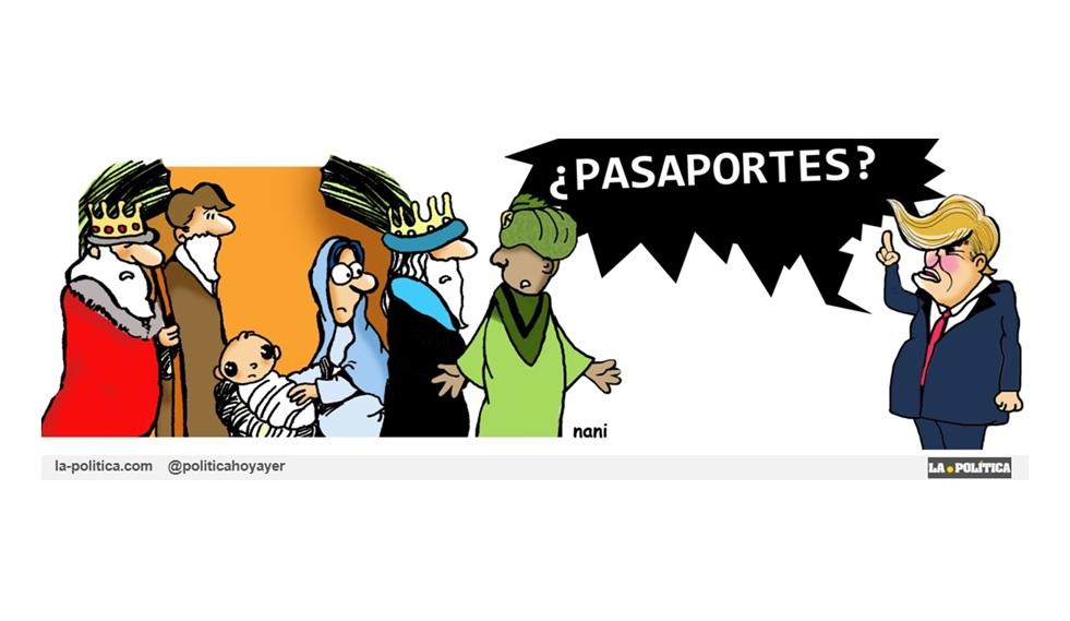 """En Reyes recordamos el bello poema de Miguel de Unamuno: """"Agranda la puerta, Padre"""""""