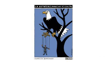 """¿Qué le interesa a Trump de Venezuela, manejar su oro y petróleo o """"ayudar"""" al pueblo venezolano?"""