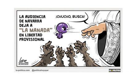 """La Audiencia de Navarra deja a """"La Manada"""" en libertad provisional"""