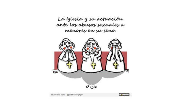 Es preciso que la Iglesia, los gobiernos y la sociedad den respuesta a la pederastia cometida dentro de las órdenes de Los Maristas, Jesuitas, los Claretianos, los Capuchinos o los Benedictinos de la Abadía de Montserrat
