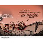 Guerra de Irak, participación de España y armas de destrucción masiva