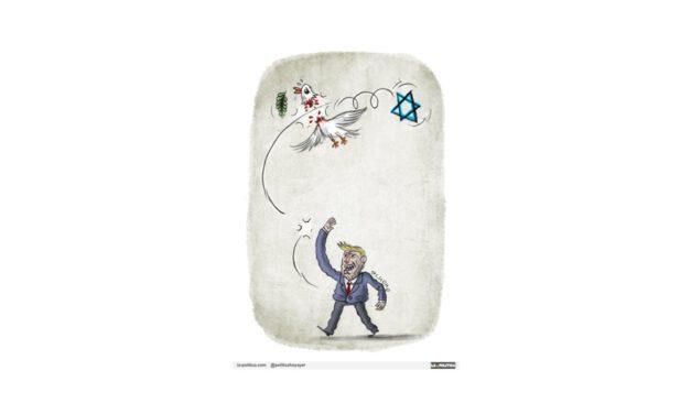 Trump otorga los Altos del Golán a Netanyahu