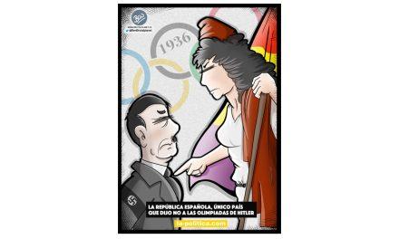 La República Española el único país que dijo NO a los Juegos Olímpicos de Hitler