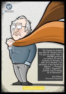 Víctimas de desapariciones forzadas - Republicanos españoles