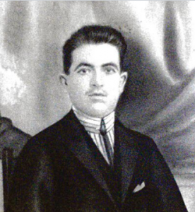 Timoteo Mendieta, padre de Ascensión Mendieta