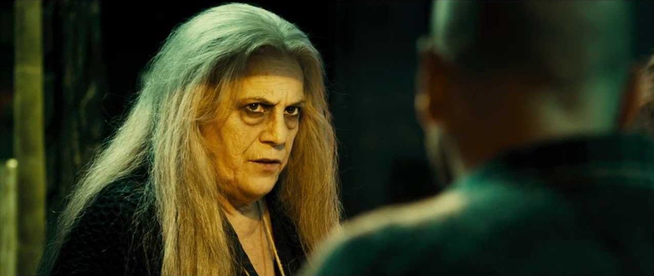Terele Pávez en Las Brujas de Zurragamurdi