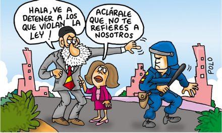 """Por mucho que digan o hagan en el problema catalán: """"Sin diálogo no hay solución"""""""