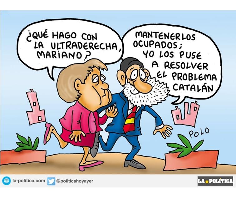 ANC y Òmnium han ofrecido desconvocar el referéndum catalán si antes de la medianoche hay una oferta para un referéndum pactado