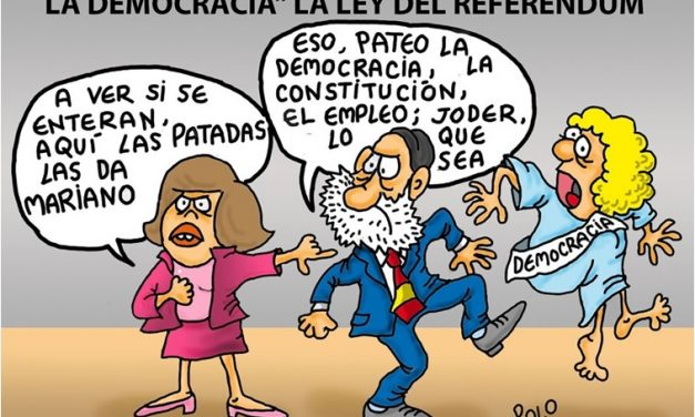 El Parlament de Catalunya aprueba la Ley del Referendum de independencia de Cataluña