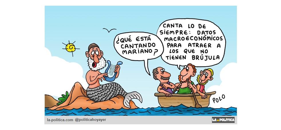 """Cantos de sirena """"macroeconómicos"""" tratan de tapar 13 millones de españoles en riesgo de pobreza, y el hecho de que hoy hay más población en riesgo de exclusión social que en 2011, cuando el PP llegó al Gobierno"""