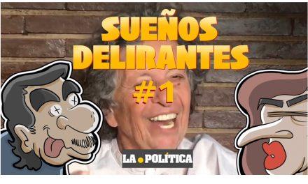 "Sueños delirantes #1 ""Aznar se va de parranda"""