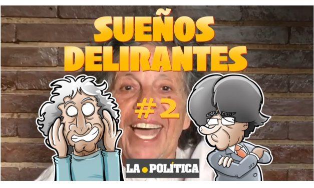 """Sueños Delirantes #2 – """"El taxi y Puigdemont"""""""